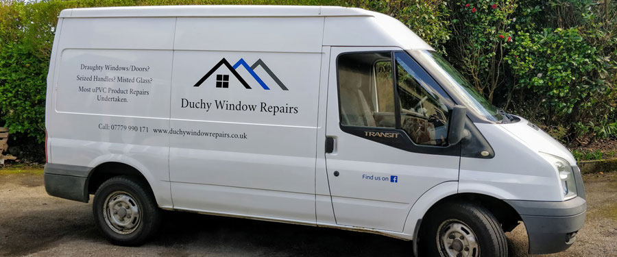 Duchy Windows Van